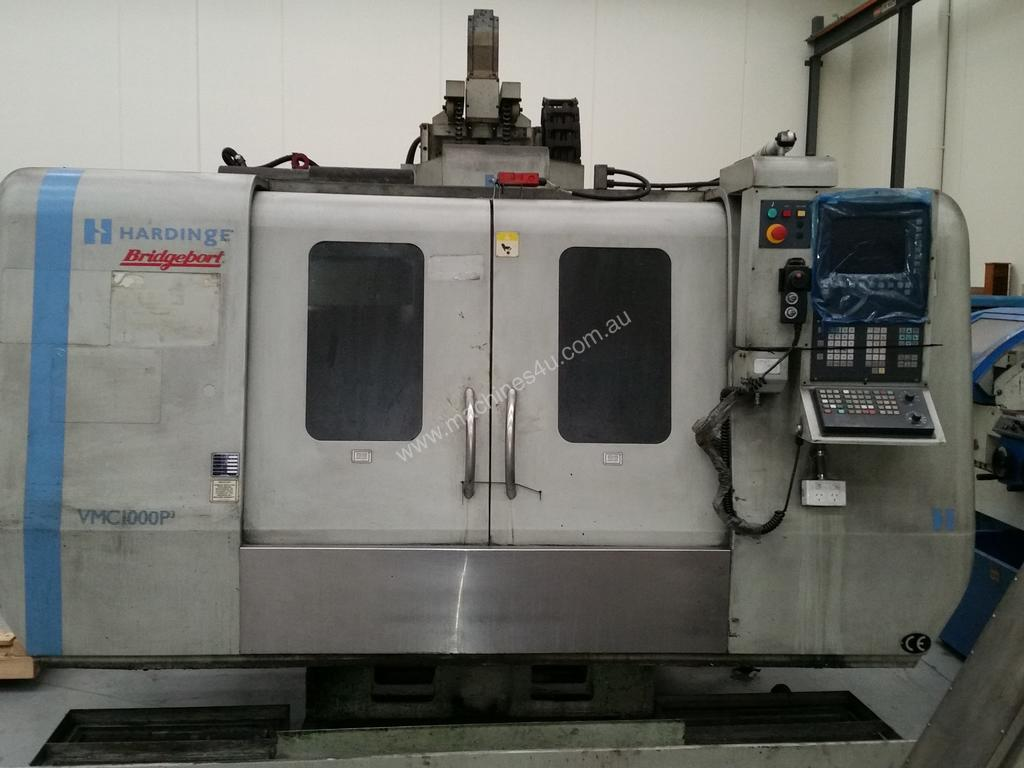used machining centre