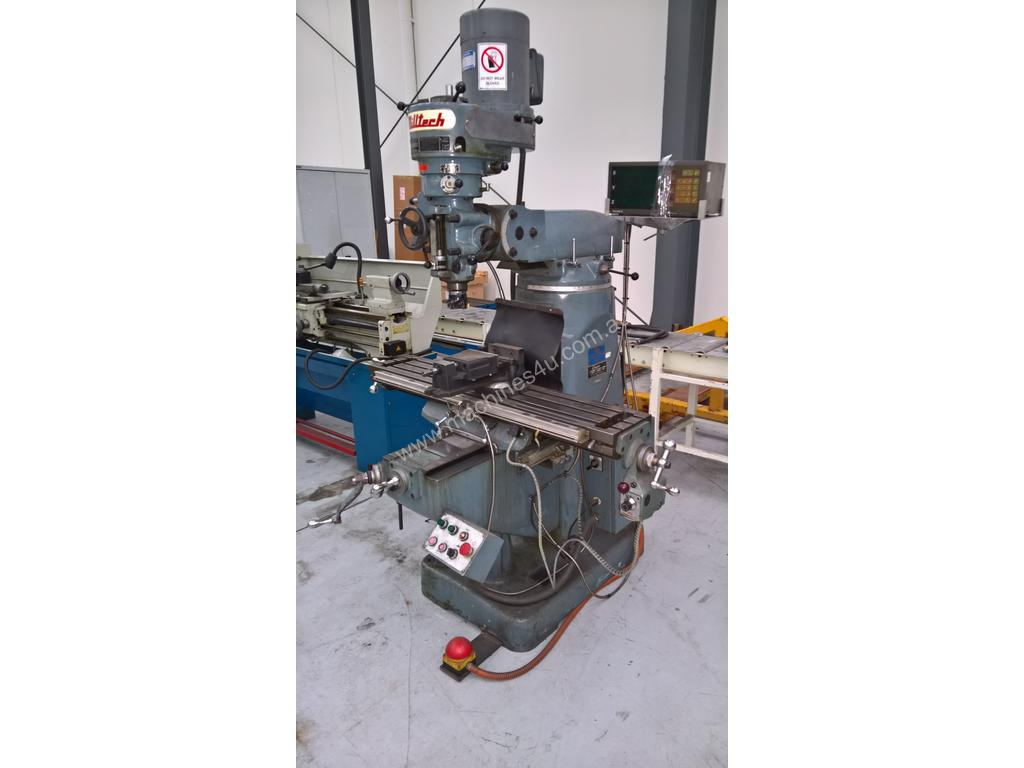 Used 240 V TURRET