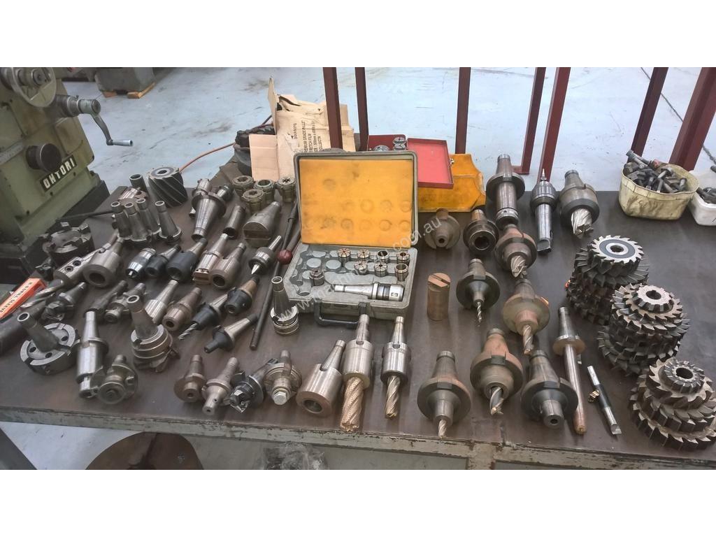 Used Engineering Tooling