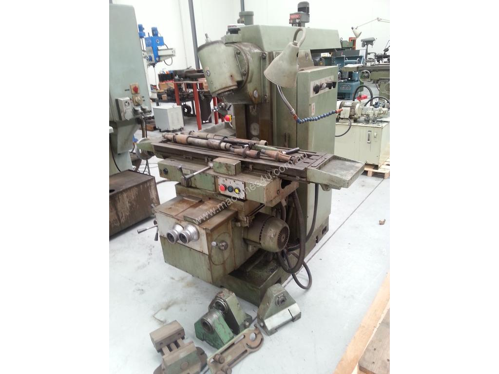 used universal milling machine